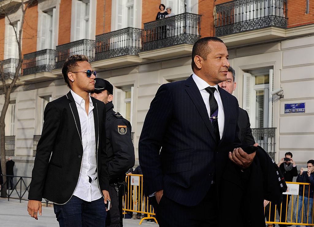 """El padre de Neymar le respondió al PSG: """"El club ya sabía que estaría ausente"""""""