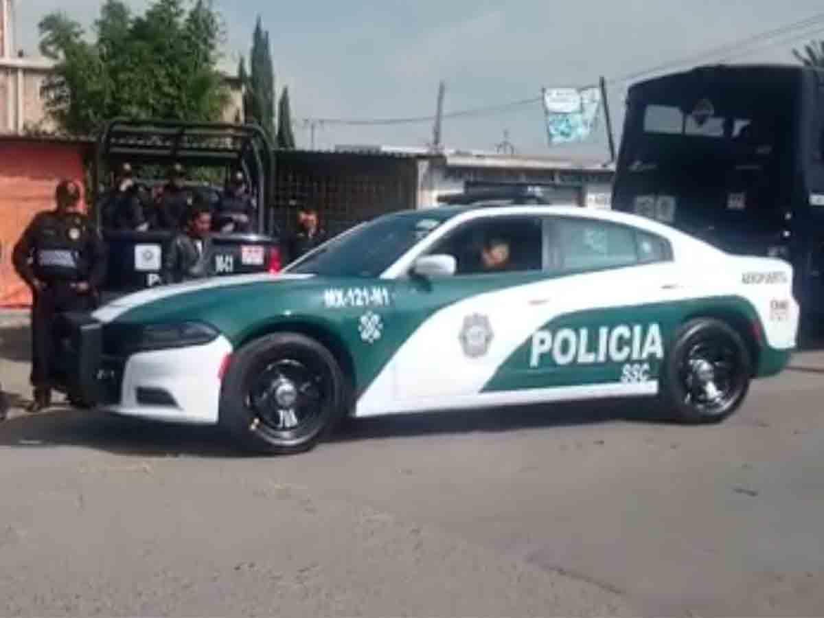 Verde con blanco serán los colores de las nuevas patrullas de la CDMX