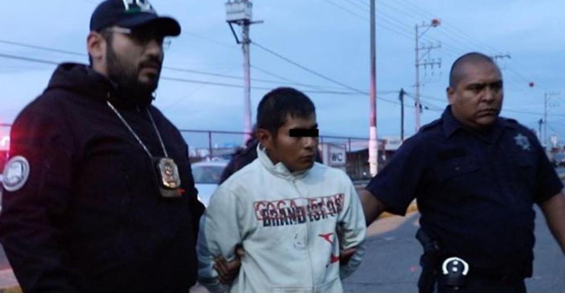 """Detienen en Edomex a Pedro """"N"""", presunto violador de ocho menores de edad"""