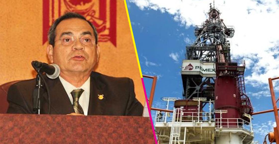 FGR detiene a Sócrates Herrera, exjefe de Seguridad de Pemex