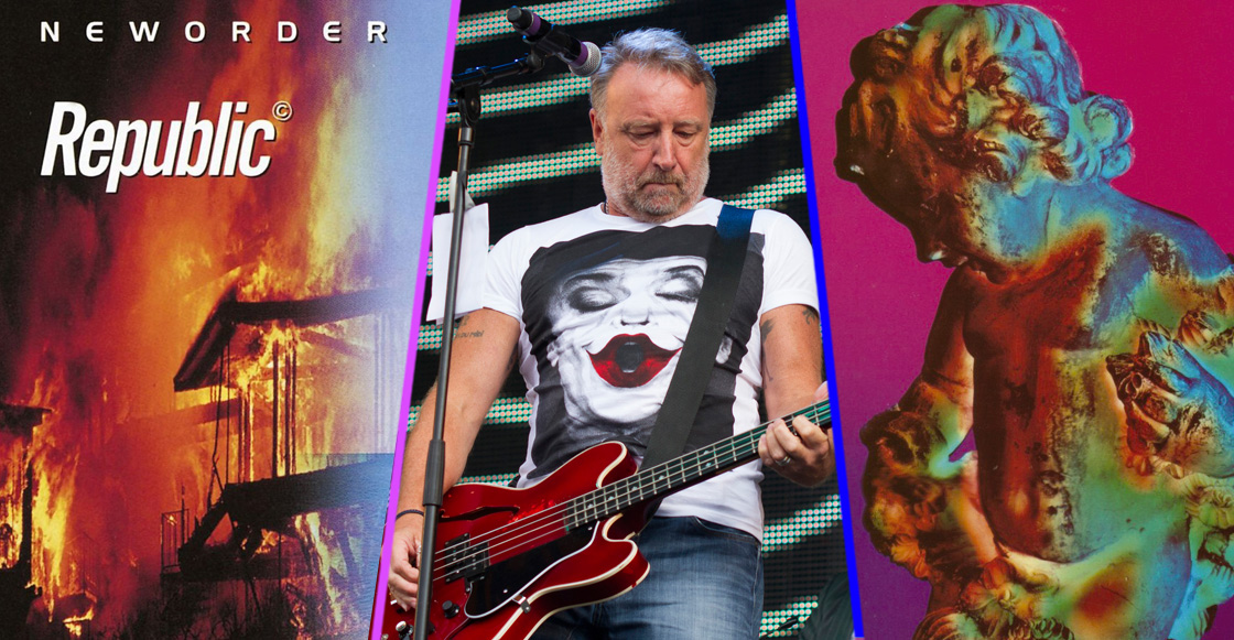 ¡Peter Hook regresa a la CDMX para rendirle tributo a 'Technique' y 'Republic'!