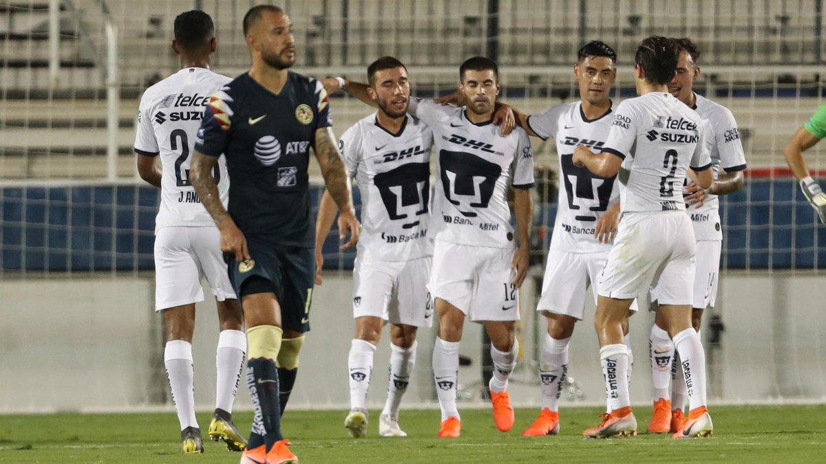 Sin perder la costumbre, el 'Piojo' se quejó del arbitraje tras perder con Pumas