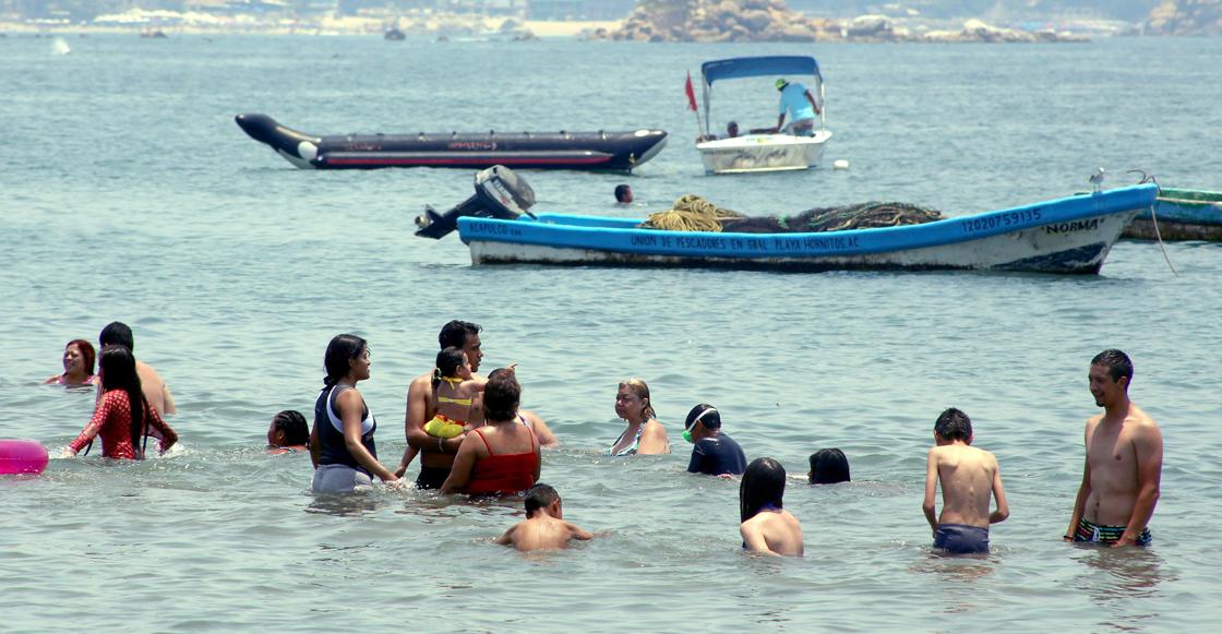 Aguas con el cacadrilo: Playas en Acapulco rebasan los límites de una bactería fecal