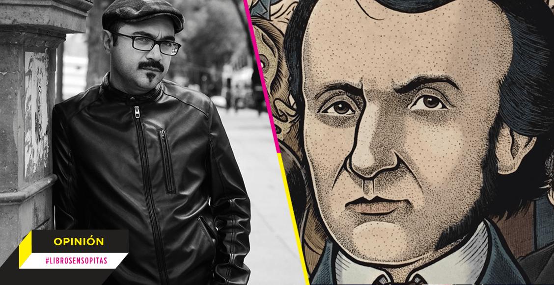 #LibrosEnSopitas: Edgar Allan Poe como héroe romántico