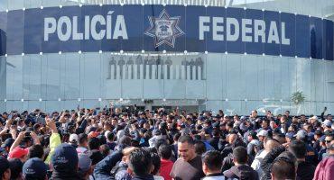 ¡Abusados! Policías Federales convocan a paro nacional para el 4 de julio