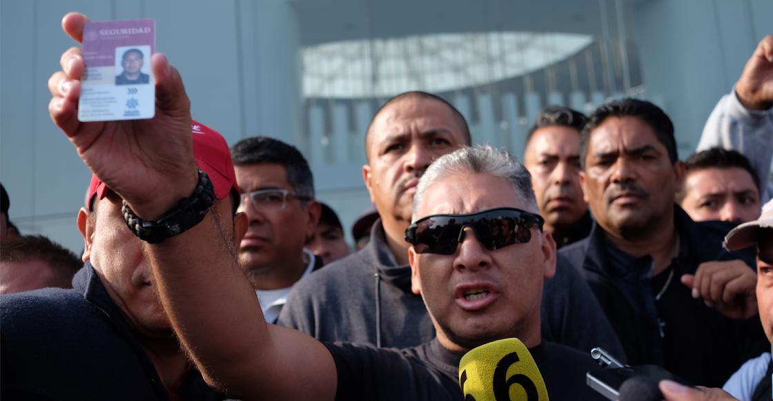 Policías Federales afirman que no hay líderes políticos y que