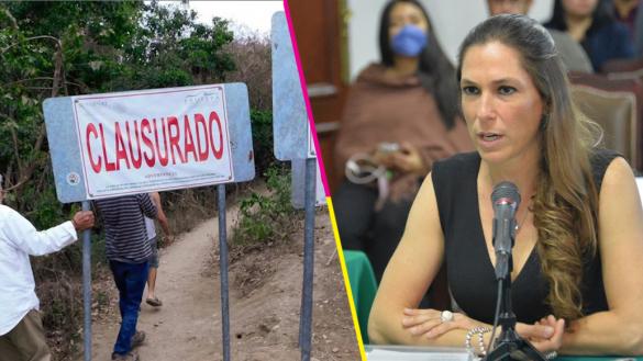 Mariana Boy privatizó una playa virgen cuando era funcionaria federal: MCCI