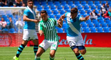 No metieron a Lainez y Alustiza se chamaqueó feo al Betis en Puebla