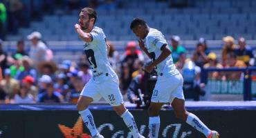 Pumas, el único de los cuatro grandes con paso PERFECTO en el Apertura 2019