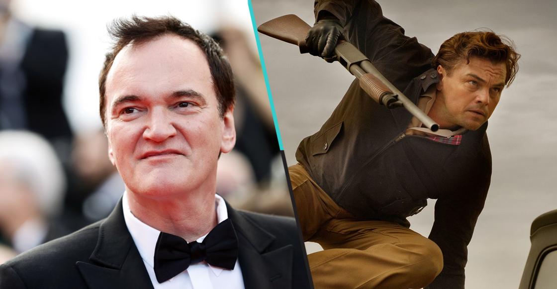 Si le va bien, 'Once Upon a Time in Hollywood' será la última película de Tarantino