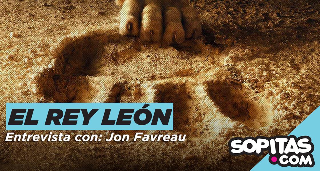 Jon Favreau nos habló de 'El rey león', la necesidad de remakes y Donald Glover