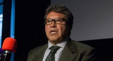 Urzúa no debió haber aceptado ni la nominación a Hacienda: Monreal