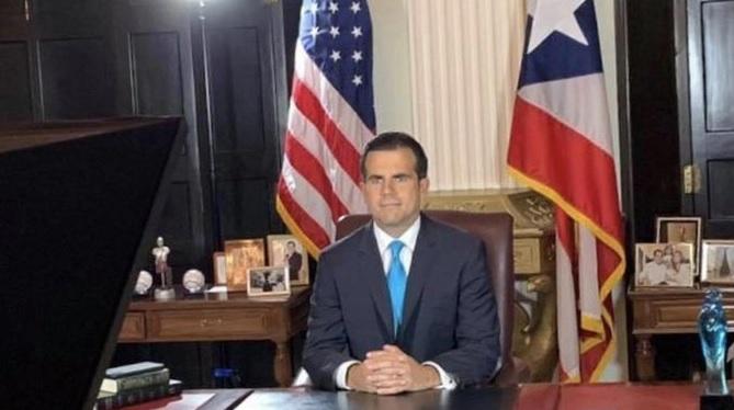 Renuncia el gobernador de Puerto Rico, Ricardo Rosselló, tras 12 días de protestas