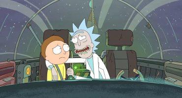 Heeey Morty! ¡Checa las primeras imágenes de la cuarta temporada de 'Rick & Morty'!