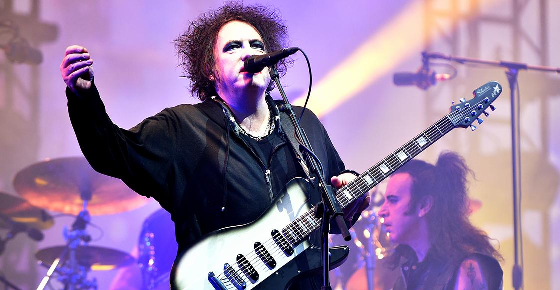 The Cure finalmente tiene su tan esperado regreso a Glastonbury 2019