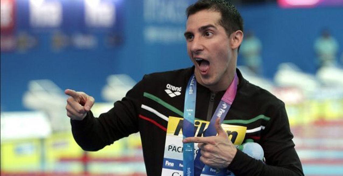 ¡Rommel Pacheco consiguió su plaza olímpica para Tokio 2020!