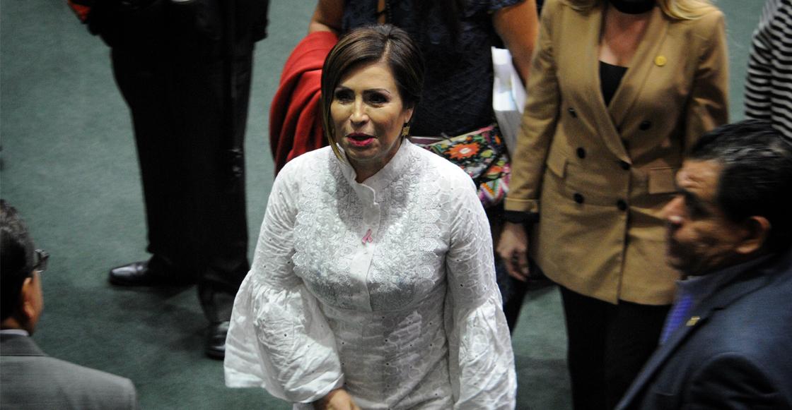 """""""Siempre he dado la cara y lo seguiré haciendo"""": Rosario Robles afirma ante citatorio"""