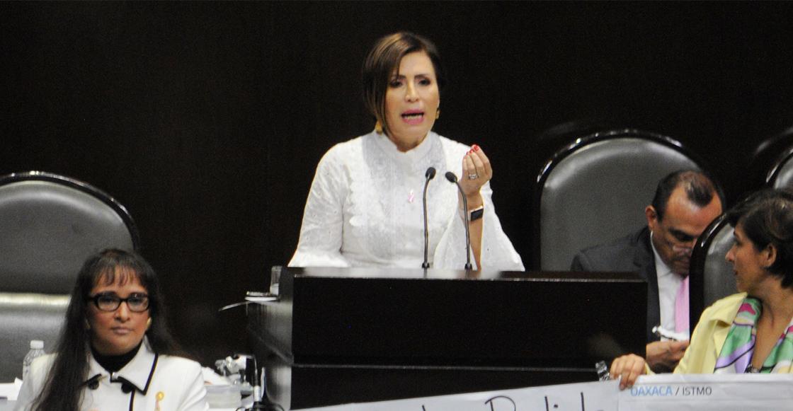 ¡Para variar! Otorgan suspensión provisional a Rosario Robles contra cualquier orden de detención