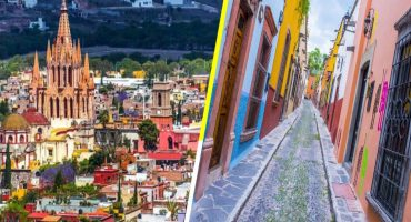 San Miguel de Allende, la segunda mejor ciudad del mundo