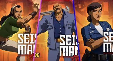 'Seis manos', el primer anime inspirado en México producido por Netflix