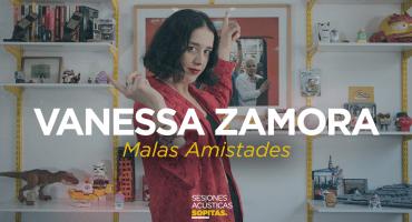 Sesiones Acústicas en Sopitas.com presentan: Vanessa Zamora