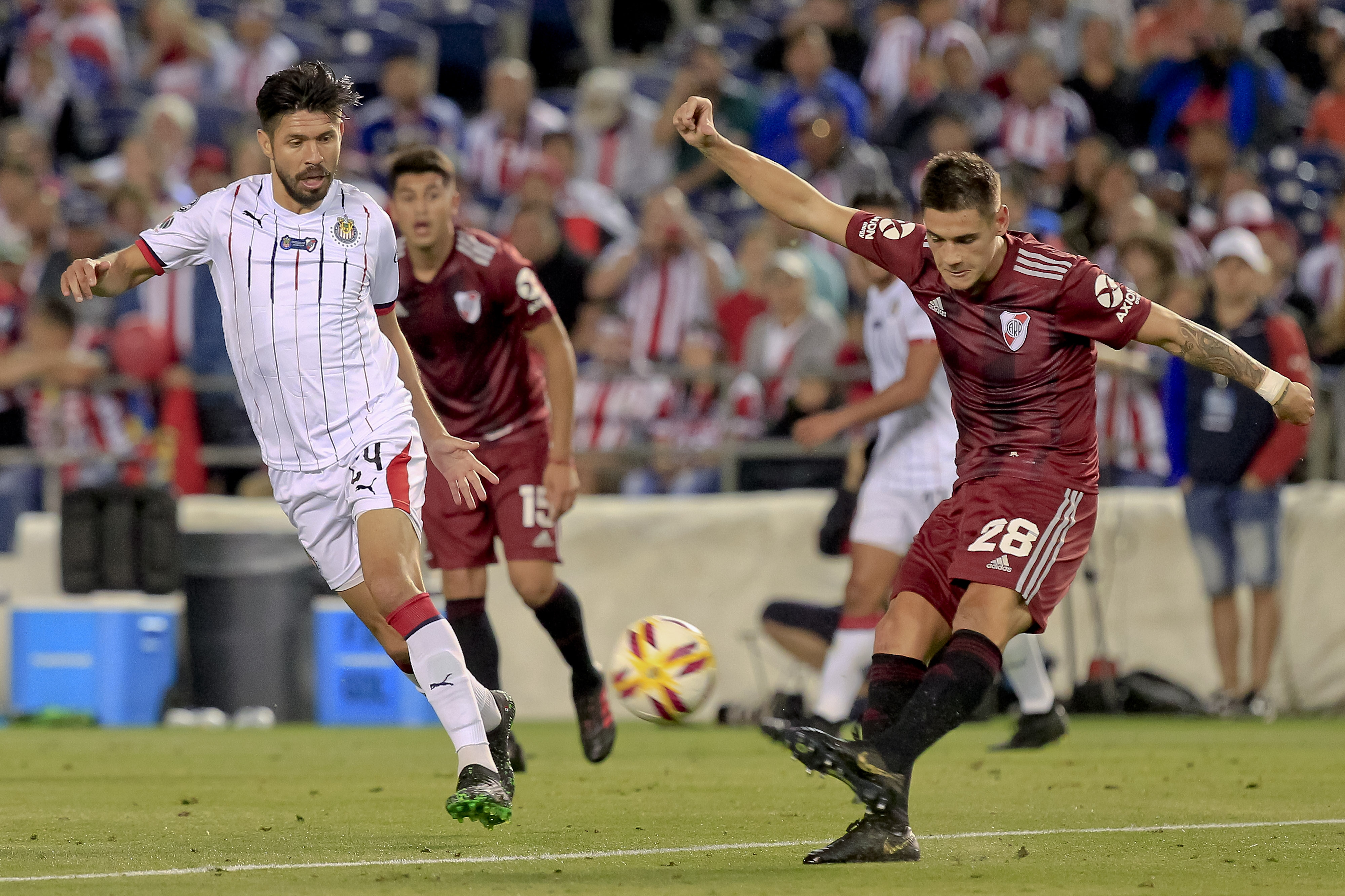 Sevilla enfrentará a clubes de la Liga MX