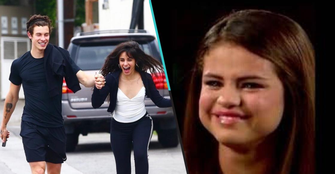Fíjate, Selena, que el amor sí existe: Salen fotos de Shawn Mendes y Camila Cabello en una 'relación'
