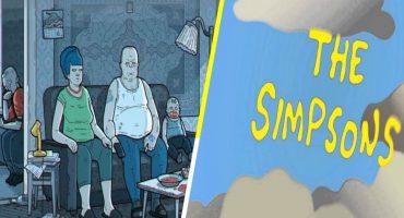 Checa cómo se vería la 'intro' de Los Simpson versión rusa