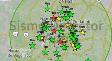 Se nos van a acabar los bolillos: Se reporta otro sismo con epicentro en la CDMX
