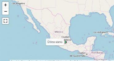 Otra vez se reporta sismo en la alcaldía Álvaro Obregón