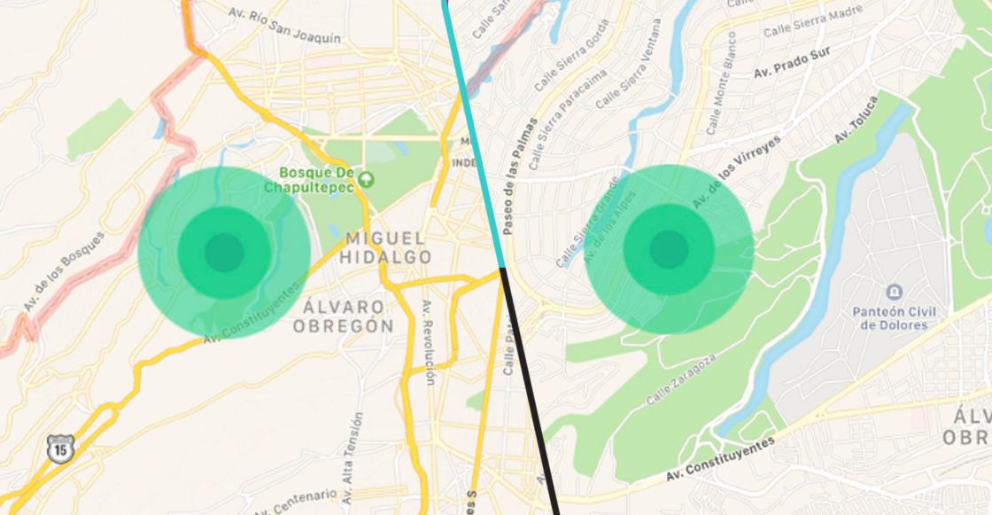 En dos horas, 7 sismos se presentaron en la CDMX: Sistema Sismológico Nacional