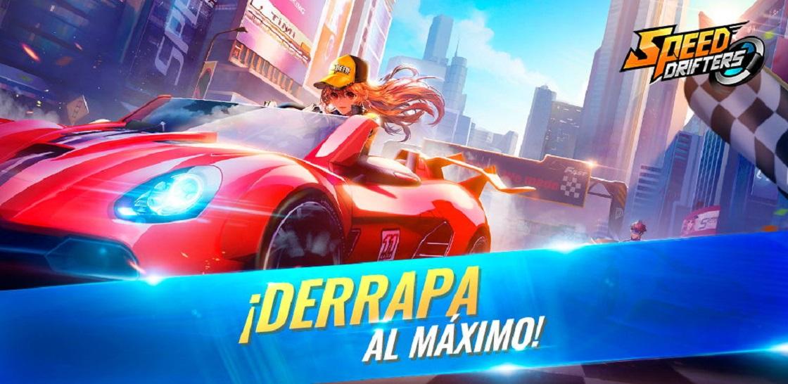 Speed Drifters - Nuevo juego de Garena