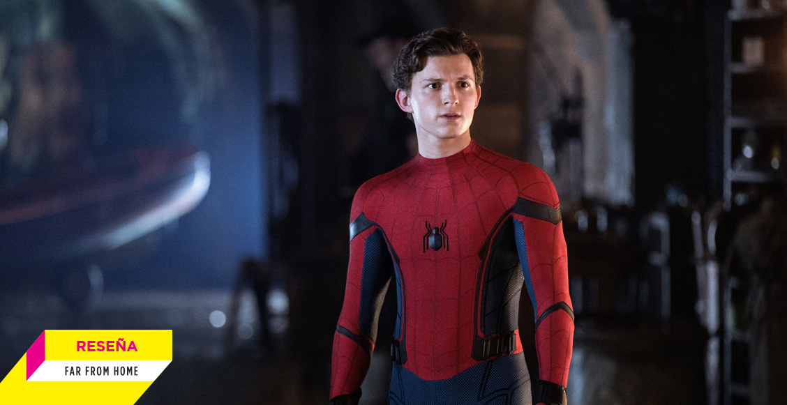 'Spider-Man: Far From Home': Una comedia pos-Avengers, divertida y muy adolescente