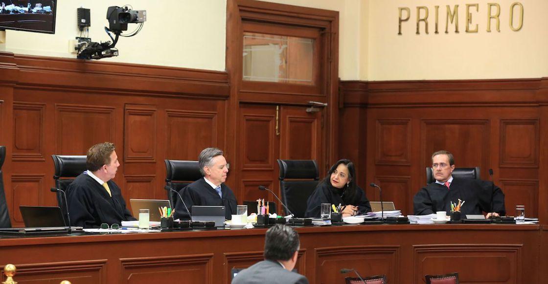 ¿Por? Suprema Corte desechó dos controversias presentadas contra 'Ley Bonilla'
