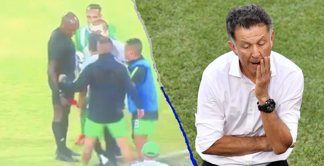 Suspenden dos meses al 'Profe' Osorio por agredir a un árbitro