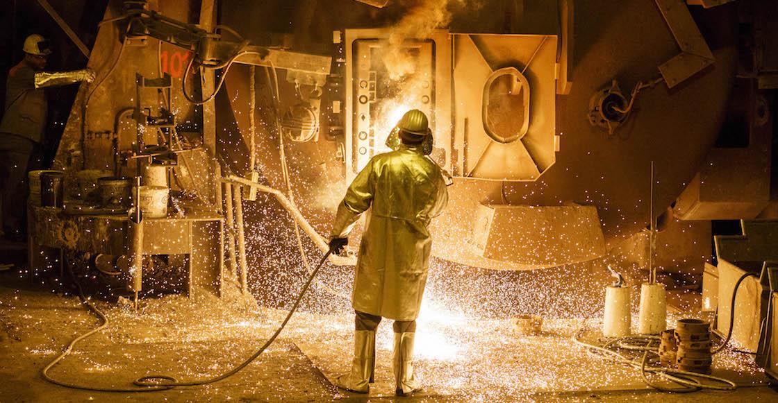 Megaproyectos industria del acero