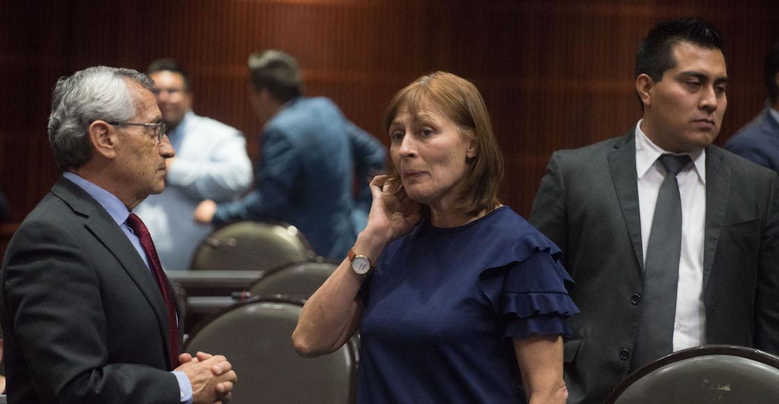 Tatiana Clouthier dice que las acusaciones de Urzúa fueron 'un acto cobarde'