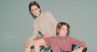 """Tegan and Sara vuelven a la adolescencia en su nueva canción """"I'll Be Back Someday"""""""