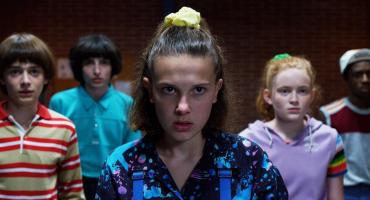 La tercera temporada de 'Stranger Things' rompió el récord de audiencia en Netflix