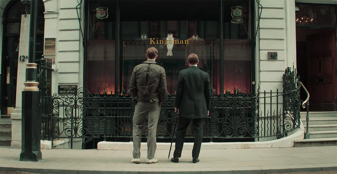 Checa el primer tráiler de 'The King's Man', la precuela de 'Kingsman'