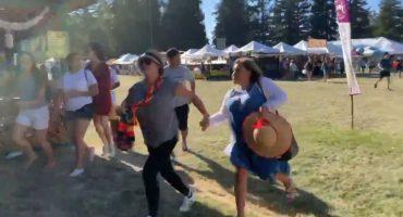 Tiroteo en festival California deja 3 muertos y más de 10 heridos