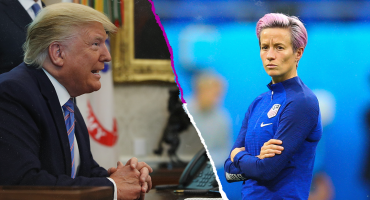 Trump mandará a comitiva de segunda jerarquía a la Final del Mundial Femenil