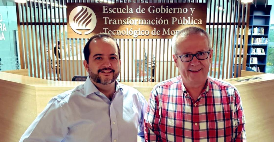 ¡Habemus nueva chamba! Urzúa le va a entrar de maestro en el Tec de Monterrey