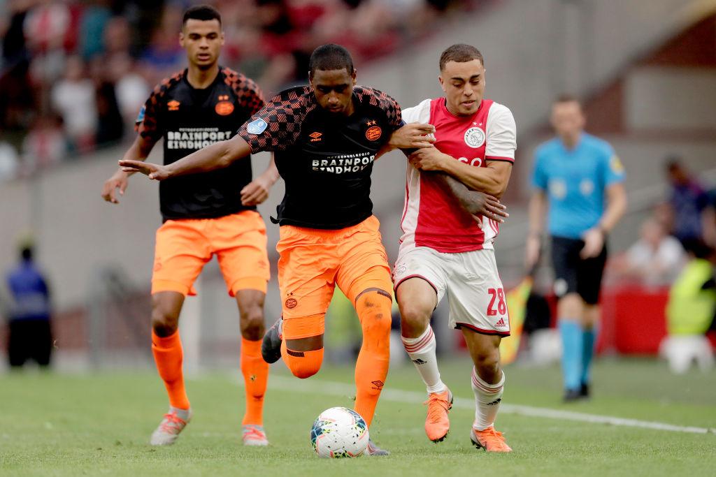 ¡Ajax se consagró campeón de la Supercopa de Holanda tras vencer al PSV!