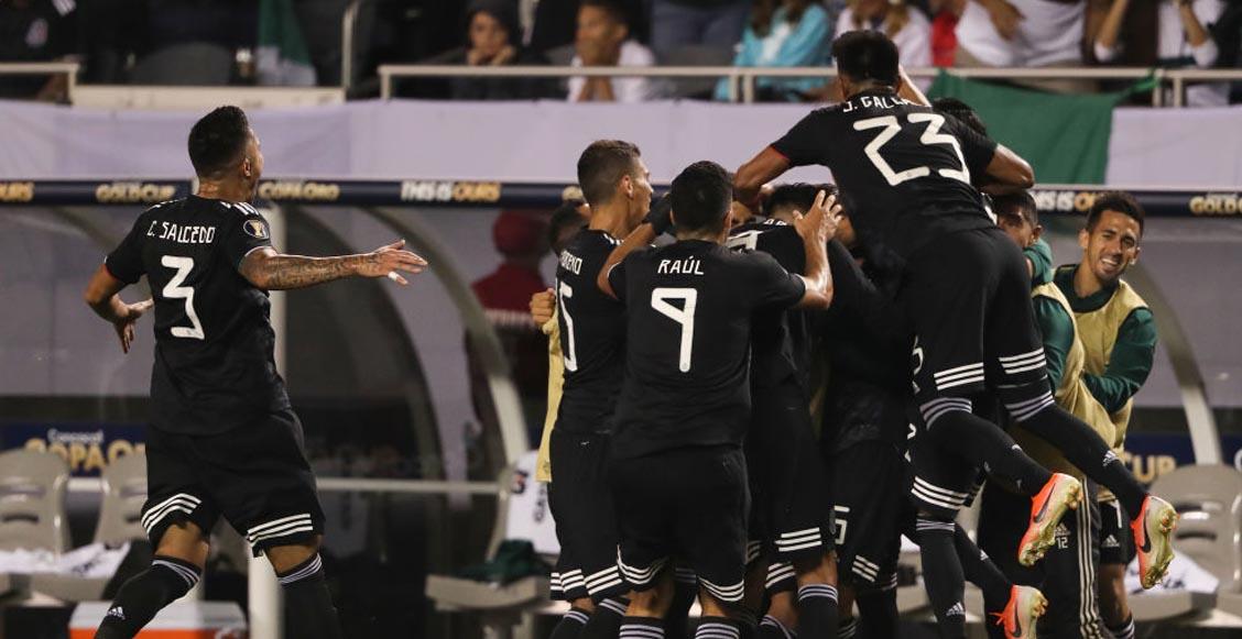 El gol de Jonathan Dos Santos que le dio a México el título de la Copa Oro