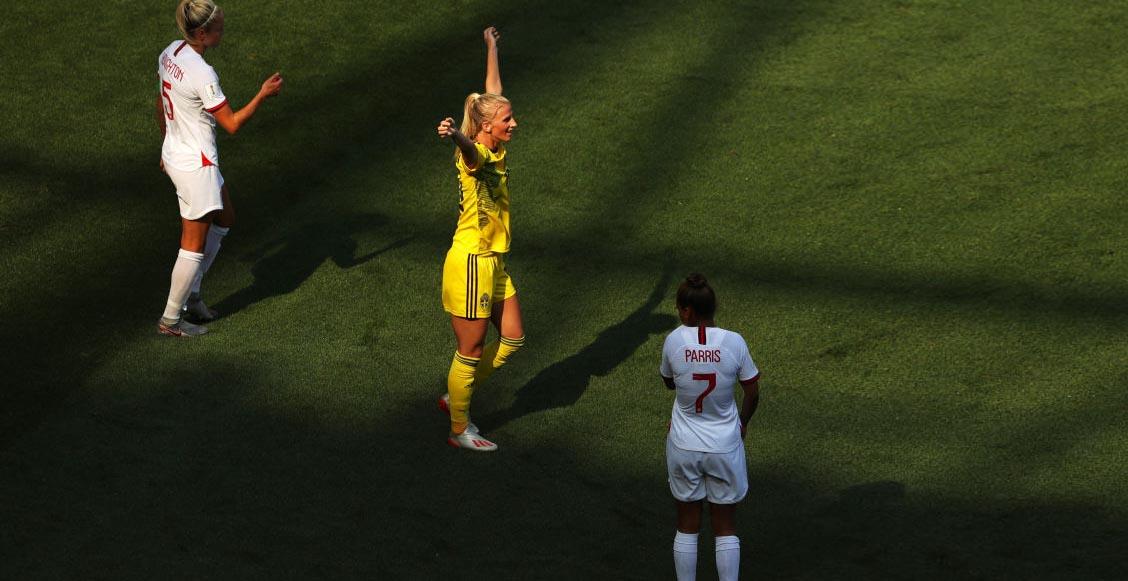 ¡Suecia se llevó el tercer lugar del Mundial Femenil por tercera vez en su historia!