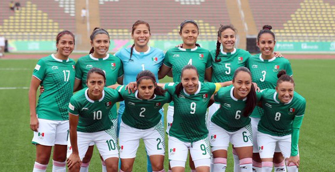 Selección Femenil de México arrancó con victoria ante Jamaica en Panamericanos
