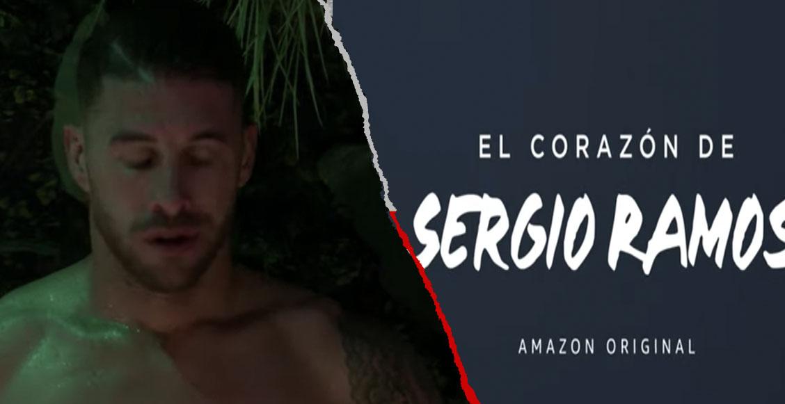 Revelaron el trailer del 'Corazón de Sergio Ramos', documental que mostrará su día a día