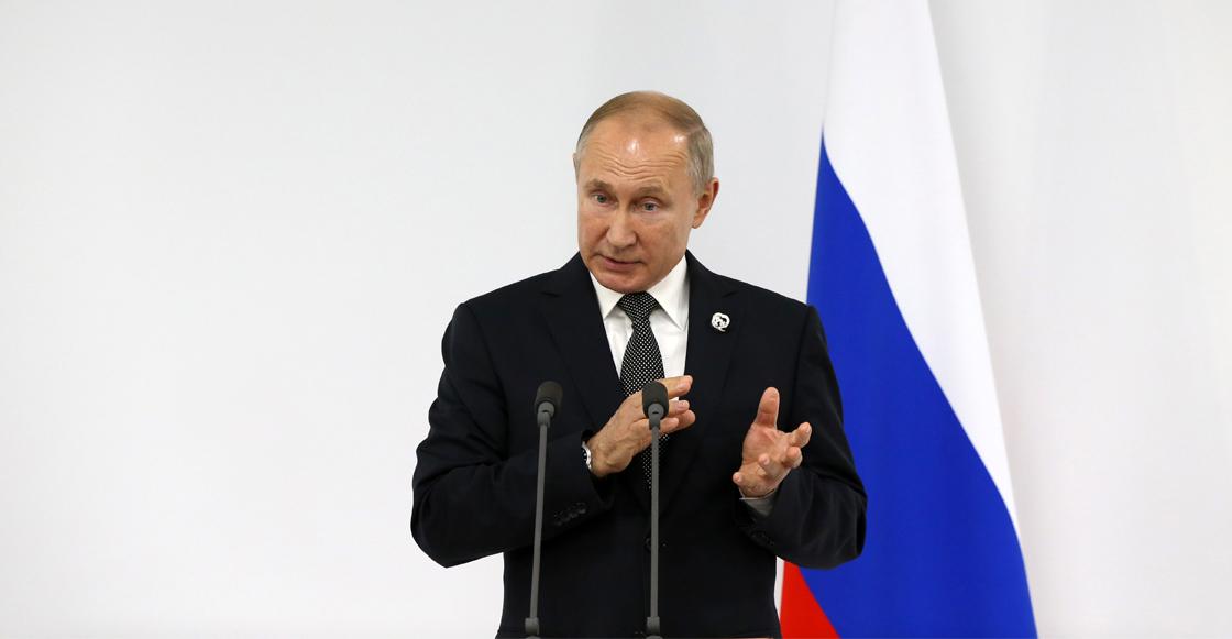 Rusia sale oficialmente de pacto nuclear con Estados Unidos