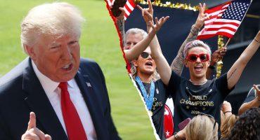 ¡Votantes preferirían a Megan Rapinoe de Presidenta que a Donald Trump!